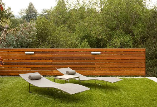 Modern Landscape by Swatt   Miers Architects