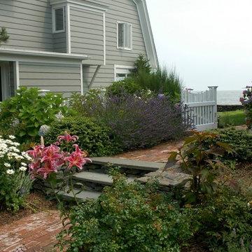 Shoreline Cottage Garden