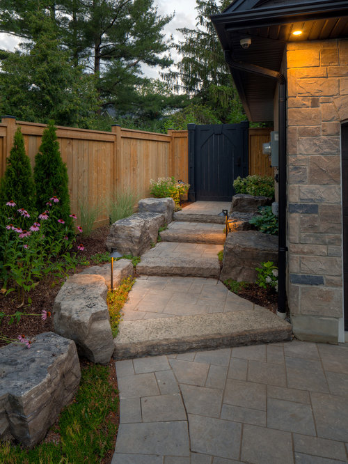 Traditional Landscape Project