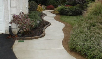 Sidewalks and Patios