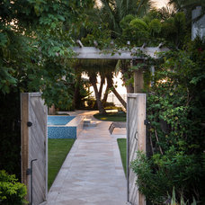 Tropical Landscape by Michael A. Gilkey, Inc.