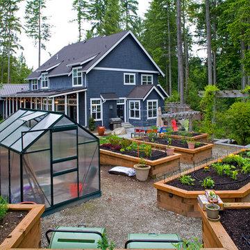 Simons: Vegetable Garden