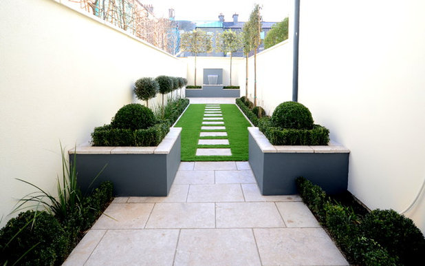 Contemporary Garden Sinead Considine Interior Design