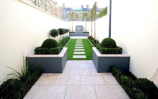 Contemporary Landscape Sinead Considine Interior Design