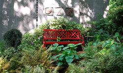Sitting area in my garden.