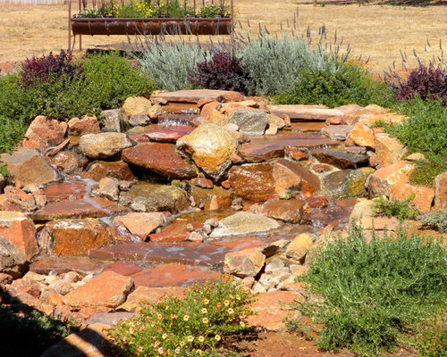 Best rustic winery landscape design ideas remodel for Buildblock icf reviews