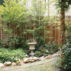 Traditional Landscape Small Garden nook