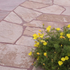 Traditional Landscape by Luciole Design Inc.