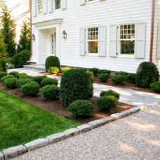 Modern Landscape by Odd Job Landscaping