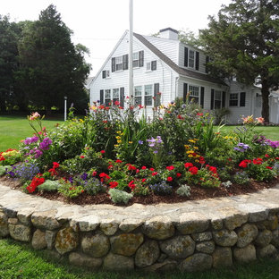 Flagpole Landscaping Houzz