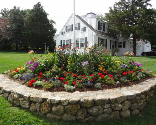 flagpole landscaping ideas, pictures, remodel and decor, flagpole landscaping ideas