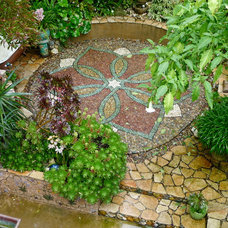 Eclectic Landscape by Gardens by Jeffrey Bale