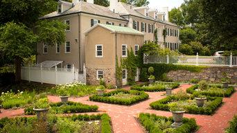 Smith President's Garden