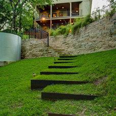 Modern Landscape by Stacy Paulson Design