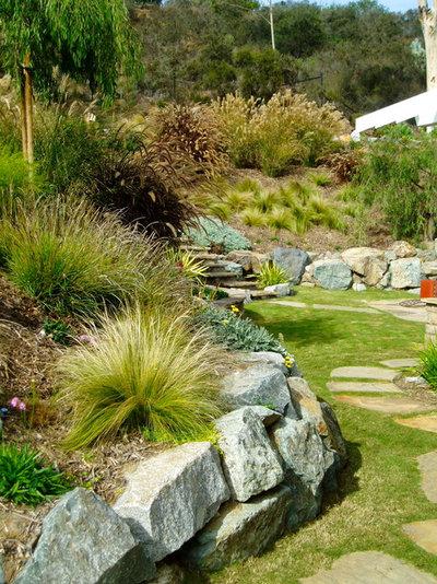 Craftsman Landscape by The Design Build Company