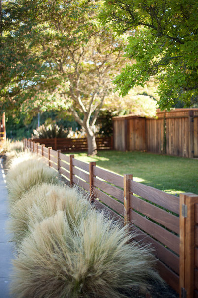 Transitional Landscape by Rollin Landscape Design