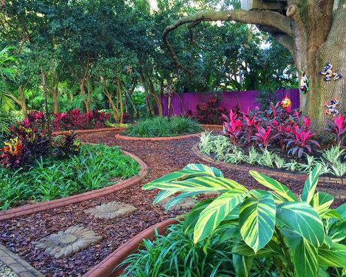 Mediterraner schattiger garten ideen f r die for Gartengestaltung schattiger garten