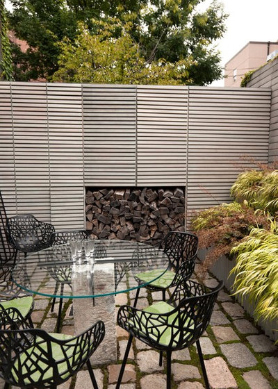 Contemporary Landscape by Matthew Cunningham Landscape Design LLC