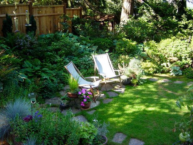 9 conseils de pro pour apprivoiser les zones d 39 ombre du jardin for A list salon portland