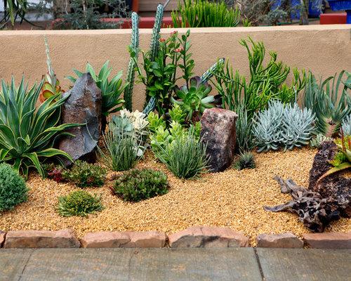 Succulent Landscape Home Design Ideas Pictures Remodel