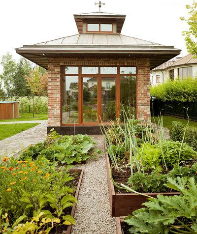 Klassisch Garten by Design Studio Tsupikov Nikolay