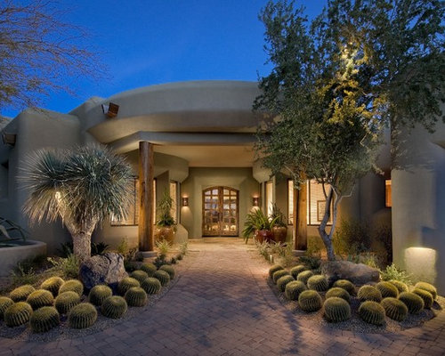 Entry Landscaping Design Ideas Remodel Pictures Houzz