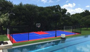Sport Court Texas