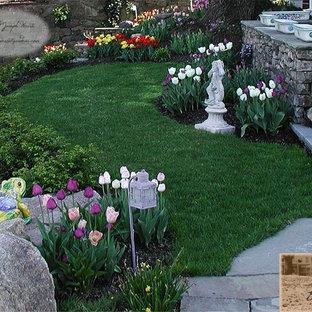 Новые идеи обустройства дома: сад в классическом стиле