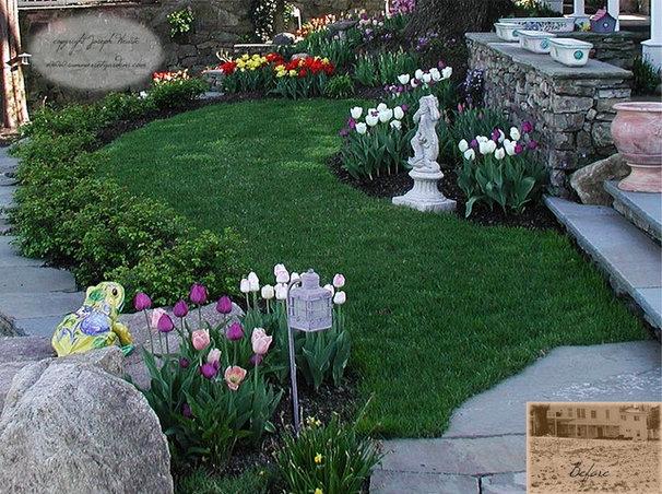Traditional Landscape by Summerset Gardens/Joe Weuste