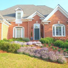 Home Garden Design Atlanta Danna Cain ASLA Atlanta GA US
