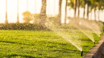 Sprinkler System Repair & Installations