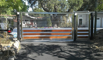 stainless steel gate los altos ca