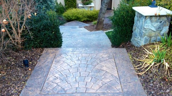 Stamped Concrete inc. Photos