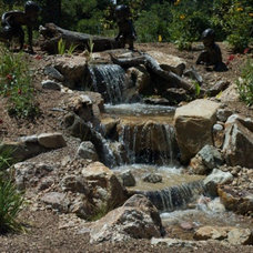 Traditional Landscape by Rocky Mountain WaterScape
