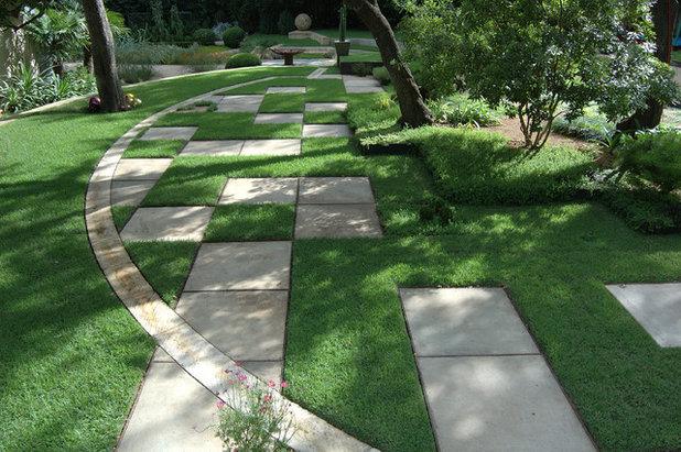 Minimalistisch Garten by D-CRAIN Design and Construction