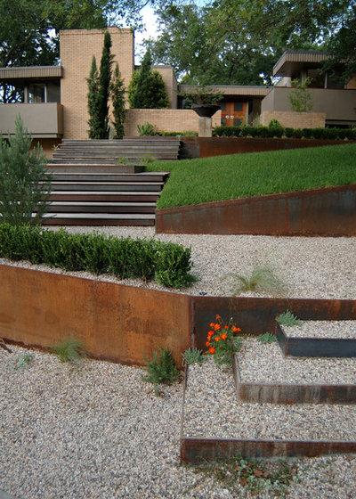 kiesgarten anlegen ideen aufbau und gestaltungsvarianten. Black Bedroom Furniture Sets. Home Design Ideas