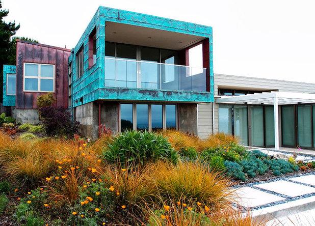 Contemporáneo Jardín by Derviss Design