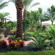 Tropical Landscape by landscape unlimited