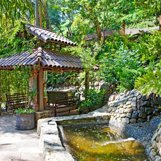 Asian Landscape by Root Construction