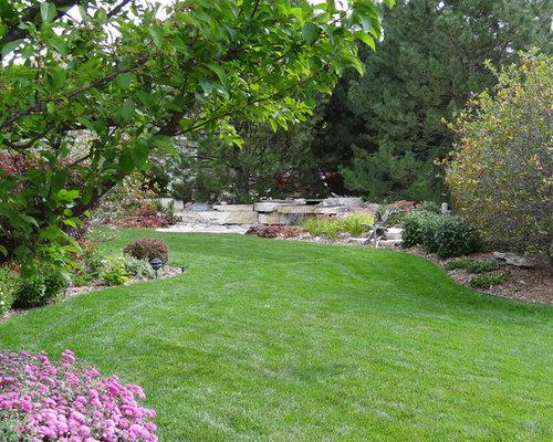 backyard lawn photos - Lawn Design Ideas