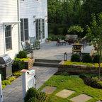 Backyard Oasis Traditional Landscape Atlanta By