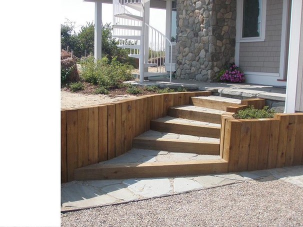 Modern Landscape by Stonewood Products