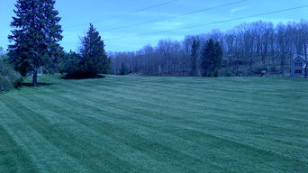 Stripe Mowing