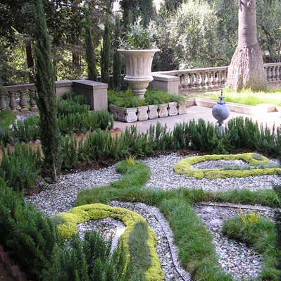 Boston.com - Knot Garden Design Ideas, Pictures, Remodel, and Decor