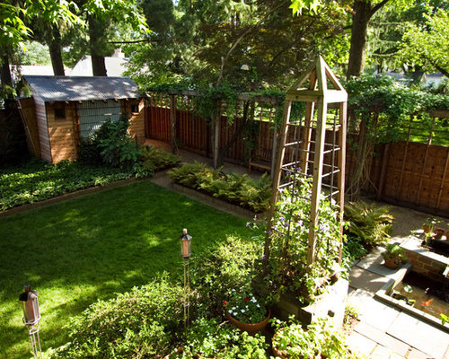 Trellis Fence Ideas Pictures Remodel And Decor
