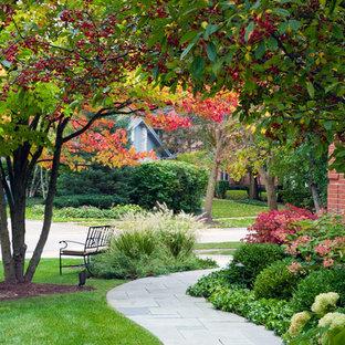 Foto de jardín tradicional en patio delantero