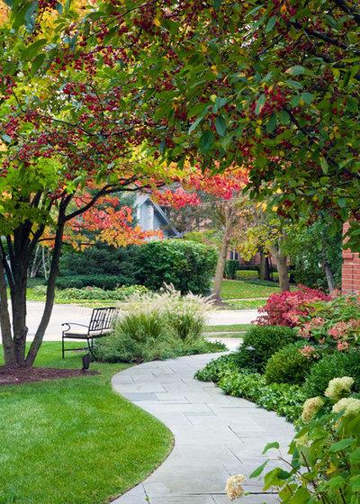 Klassisch Garten by NLH Landscape Architects