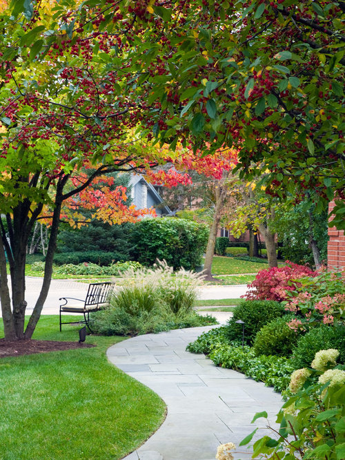 curved sidewalk photos - Sidewalk Design Ideas
