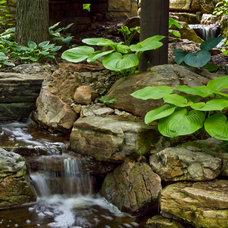 Eclectic Landscape by Aquascape Inc.