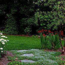 Asian Landscape by Blue Ridge Landscaping